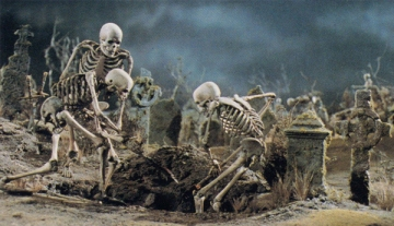 Ray Harryhausen - Skeletons - Army of Darkness